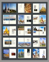 泰国旅游画册