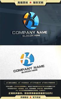 K字母公司企业LOGO设计
