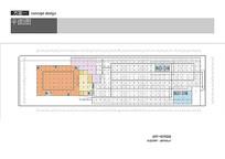 购物商业地下一层平面图 JPG