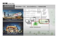 购物中心建筑布局分析