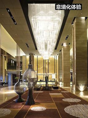 会所酒店大堂设计