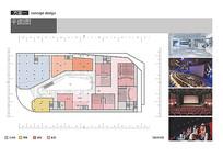 商场影院平面布局图