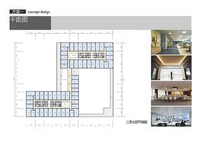 小区住宅平面图