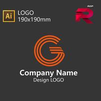 字母G变形LOGO