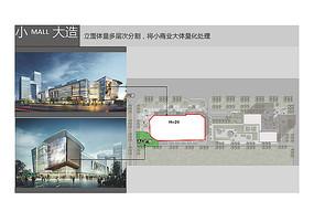综合购物商城建筑分析