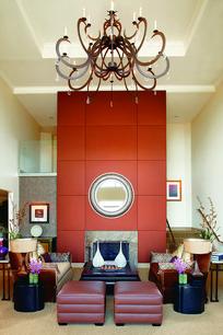 复式别墅客厅设计