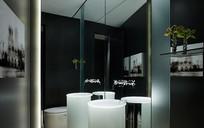 科技感厕所意向