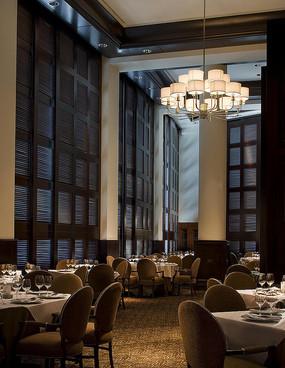 欧式餐厅室内设计