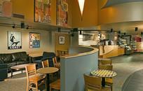 欧式现代餐厅室内设计