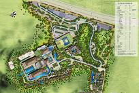 山体体育公园彩平图