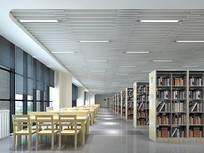 图书馆效果图