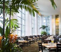 现代餐馆室内设计