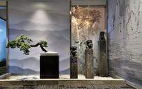 新中式写字楼装饰意向