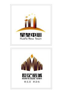 房地产商业综合体设计标志