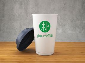 朴森咖啡logo