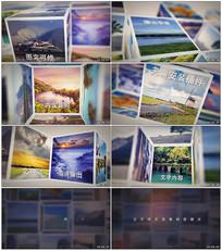 立方盒子样式图像内容展示视频