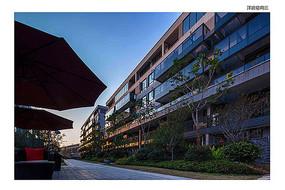 现代时尚住宅建筑设计