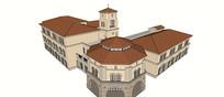 特色幼儿园建筑