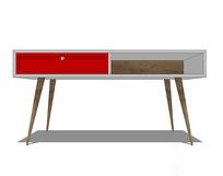 现代设计电脑桌