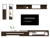现代组合电视柜