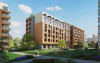 养老公寓建筑设计