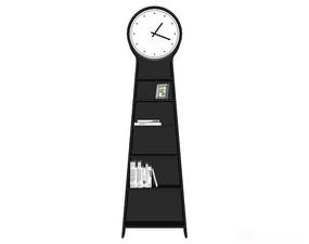 落地时钟模型
