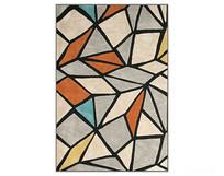 现代元素地毯