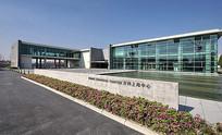工业风办公建筑 JPG