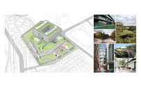建筑透视景观分析图