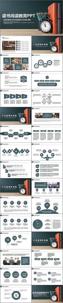 教育教学设计分析公开课PPT