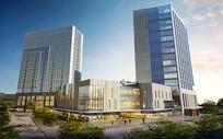 商业建筑楼 JPG