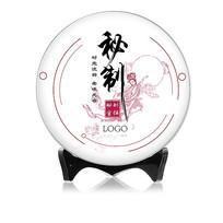 中国风古典茶饼包装模版