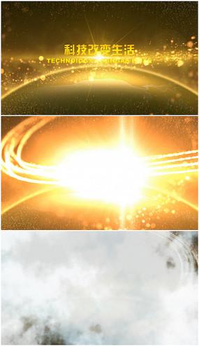 edius地球文字片头模版