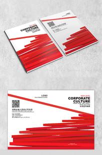 红绸企业封面