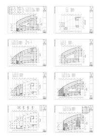 文体中心博物馆结构初步设计