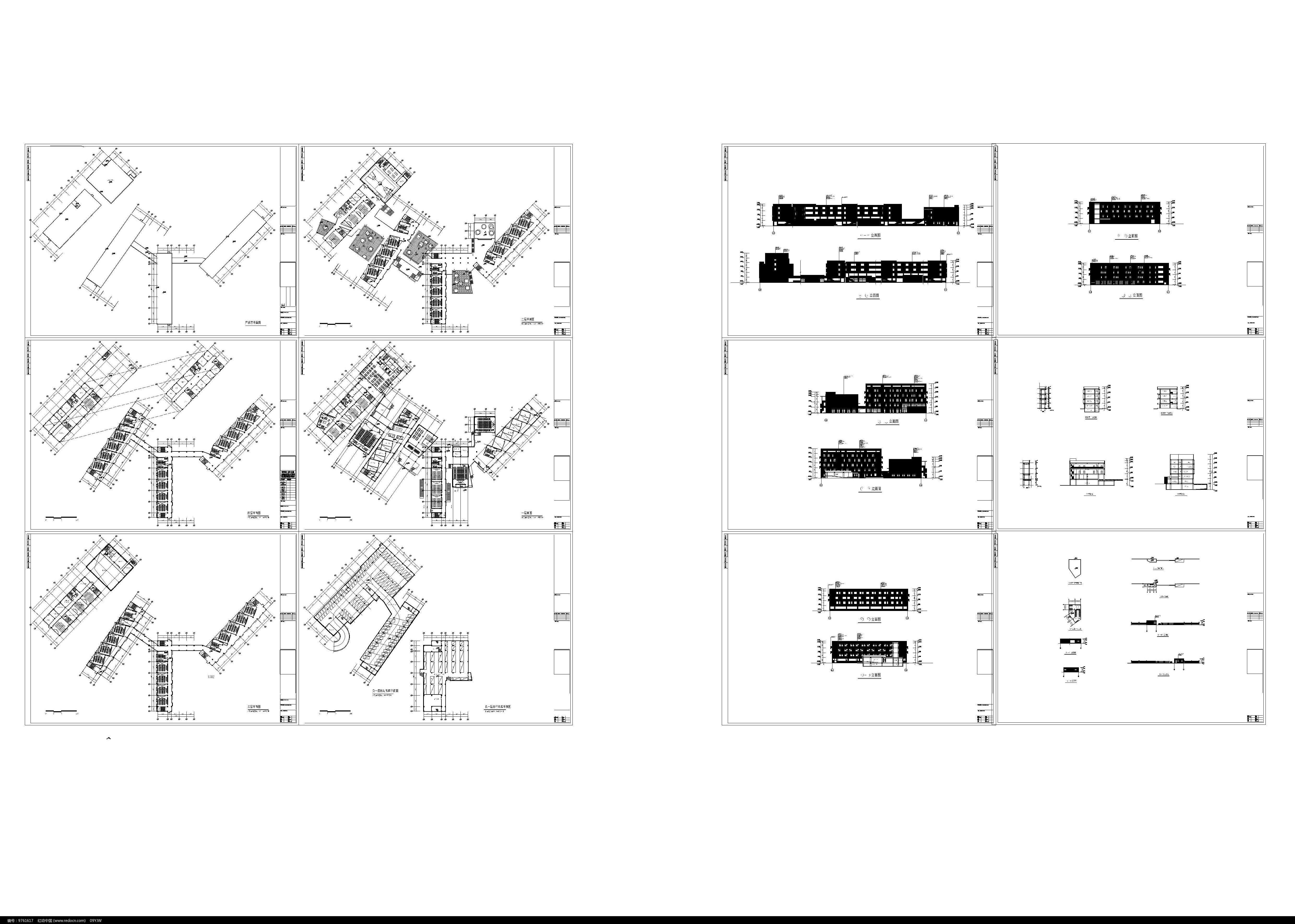 徐州某小学平面图