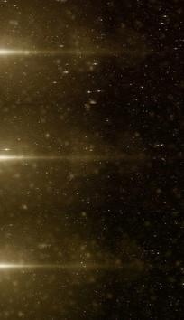 4K金色粒子背景视频素材