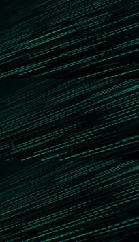 绿色科技数据背景视频素材