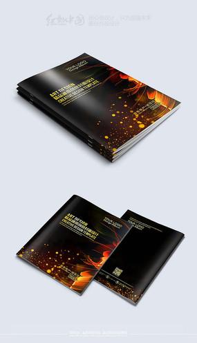 创意大气时尚画册封面设计