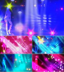 歌曲护花使者舞台背景视频