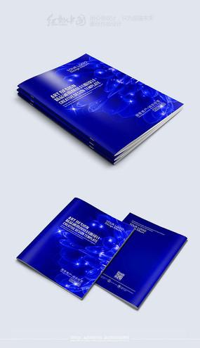 精品科技封面模板 CDR