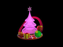 圣诞美陈小景
