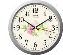 钟表图案样式设计AI素材
