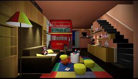 儿童化室内设计