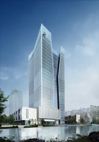 高层办公楼 JPG
