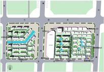 山某住宅地块概念设计方案