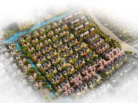 别墅区整体规划