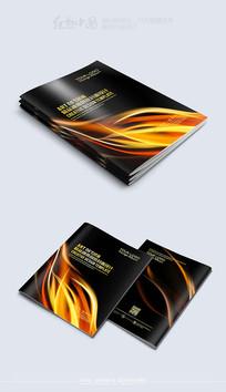 创意时尚精美画册封面模板