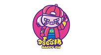 卡通形象logo设计