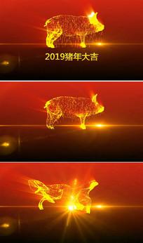 2019猪年视频片头